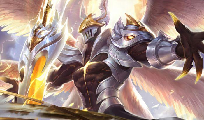 Argus Revamp Mobile Legends.
