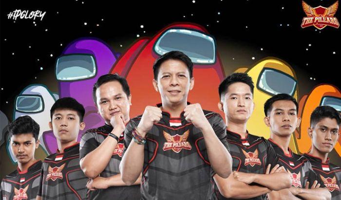 Nominasi Team Celebrity - Indonesian Esports Award 2020 - The Pillars