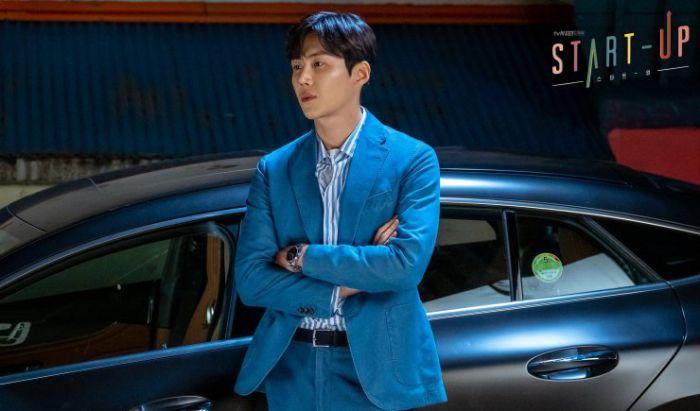 Alasan Han Ji-pyeong Cocok dengan Seo Dal-mi Drama Korea Start-Up