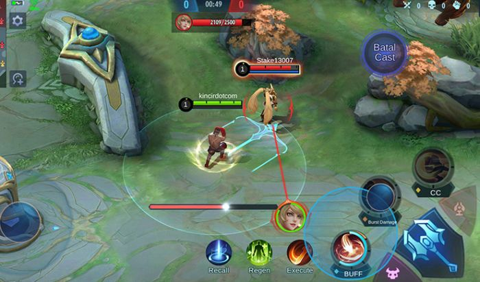 Hero baru Mobile Legends.