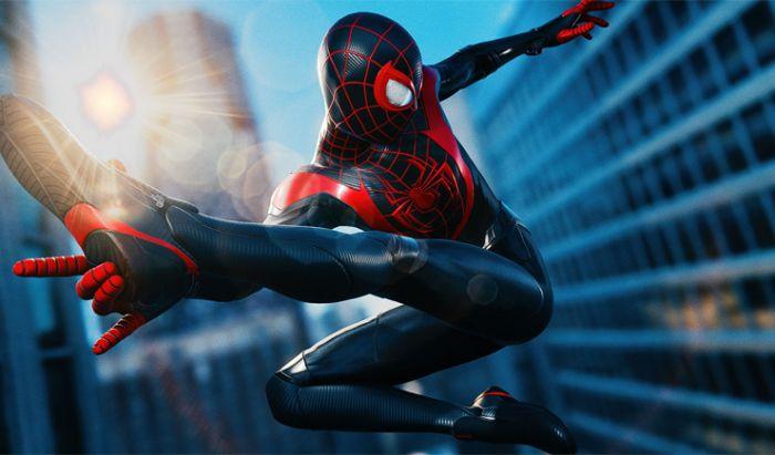 Marvel's Spider-Man: Miles Morales.