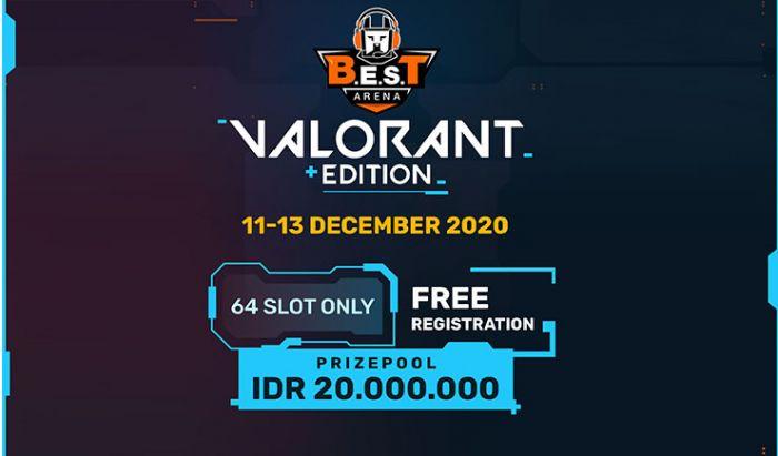 B.E.S.T Arena Valoran Edition persembahan daru Bubu Gaming