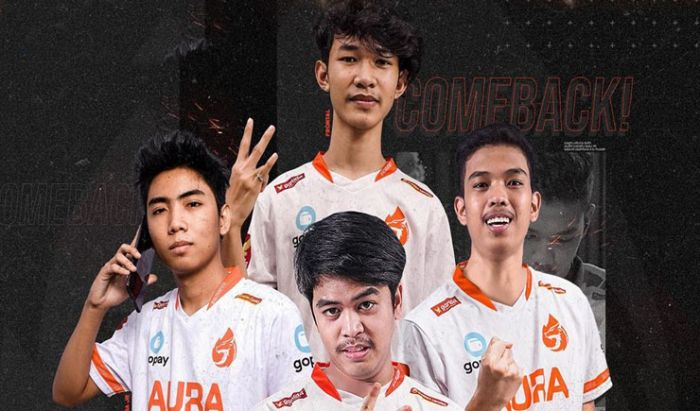 AURA - Nominasi Tim Esports Terfavorit Indonesian Esports Awards 2020