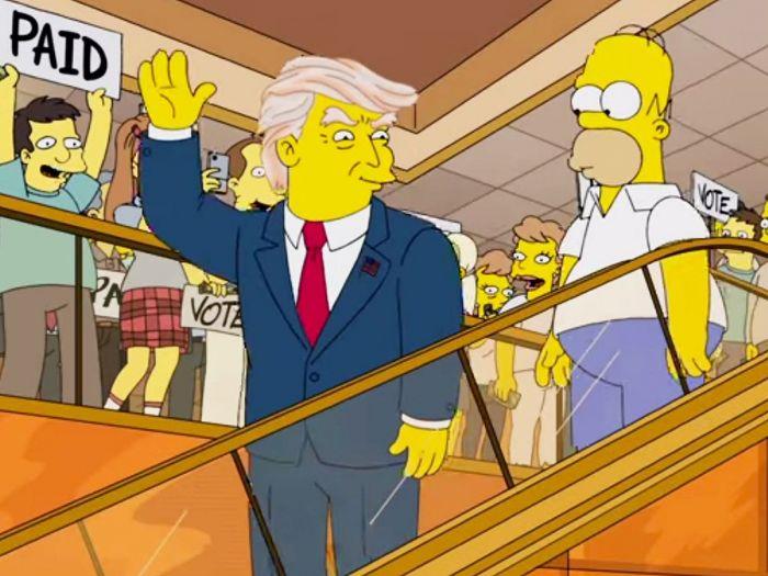 Ramalan The Simpsons yang Jadi Kenyatan.