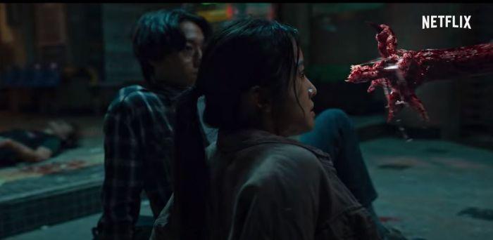 Review dan Sinopsis Sweet Home, Drama Korea Mahal Unsur Monster yang Bikin Nagih.