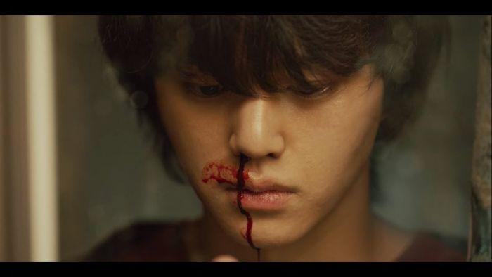 Cha Hyun-su (Song Kang) dalam Sweet Home.