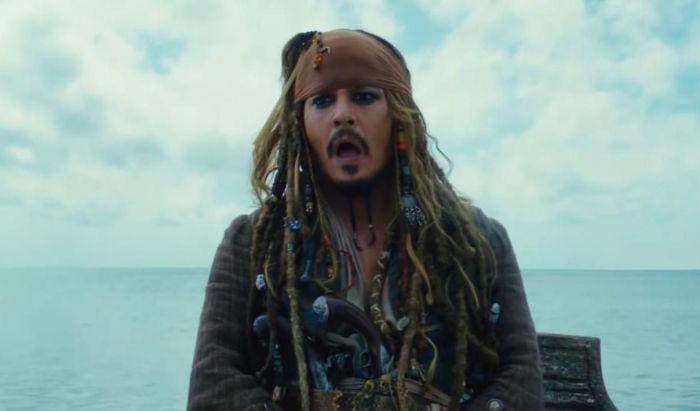 Disney Tolak Cameo Johnny Depp di Film Terbaru Pirates of the Caribbean
