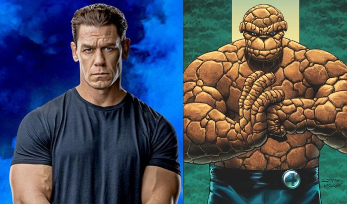 Aktor Hollywood Jadi Fantastic Four