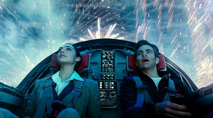 Kesan KINCIR Nonton Film Wonder Woman 1984 di Bioskop.