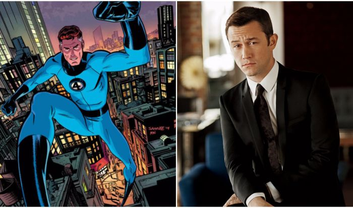 Marvel Studios Kontak Joseph Gordon-Levitt, untuk Film Fantastic Four?