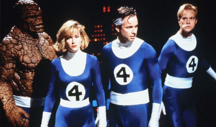 Fakta Fantastic Four Superhero Marvel