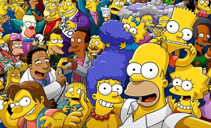Komunitas The Simpsons Indonesia.