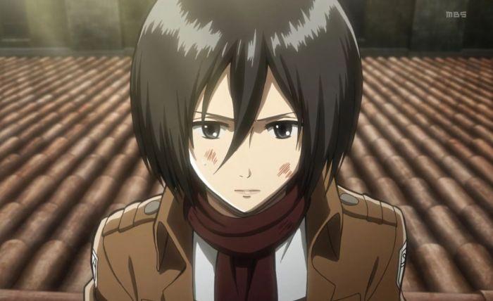 Mikasa Ackerman, Attack on Titan Season 4.