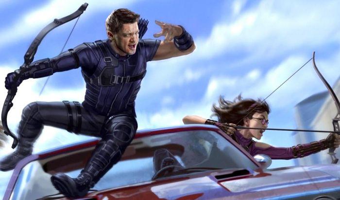 Serial dan Film Marvel Terbaru 2021