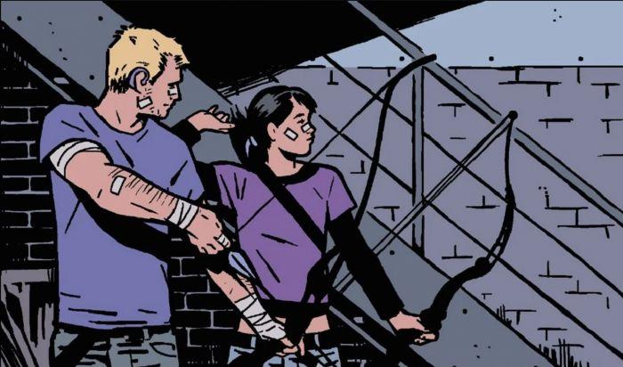 Fakta Kate Bishop Superhero Marvel