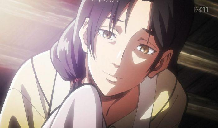 Karakter Ibu Badass di Anime