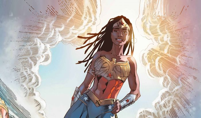 Fakta Wonder Woman Superhero DC