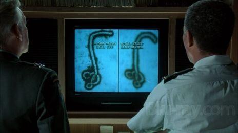 Virus dalam Serial dan Film Hollywood yang Terlihat Nyata.