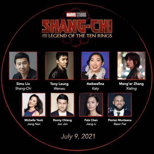 Marvel Studios Akhirnya Ungkap Sinopsis Film Shang-Chi