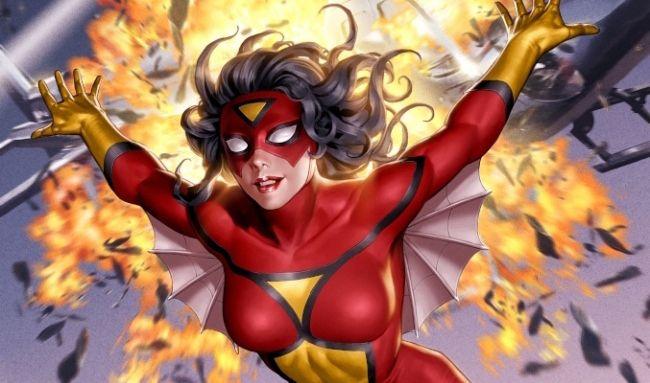 Marvel dan Sony Temukan Pemeran Utama untuk Film Spider-Woman?
