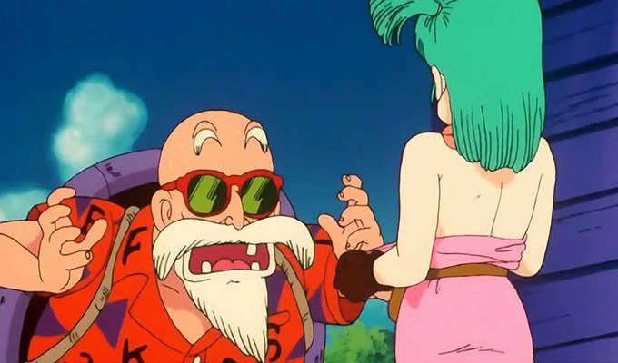 Karakter Anime Cowok Cabul