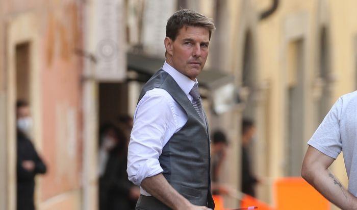 5 Kru Mission Impossible 7 Mundur Setelah Tom Cruise Mengamuk