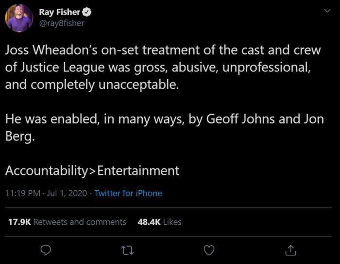 Kasus Kontroversial 2020 di Industri Film Hollywood.