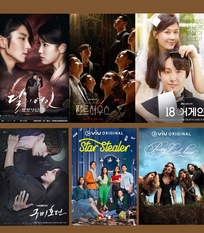 Gaet Layanan TV Kabel, Viu Siap Hadirkan Drama Korea Terbaik.