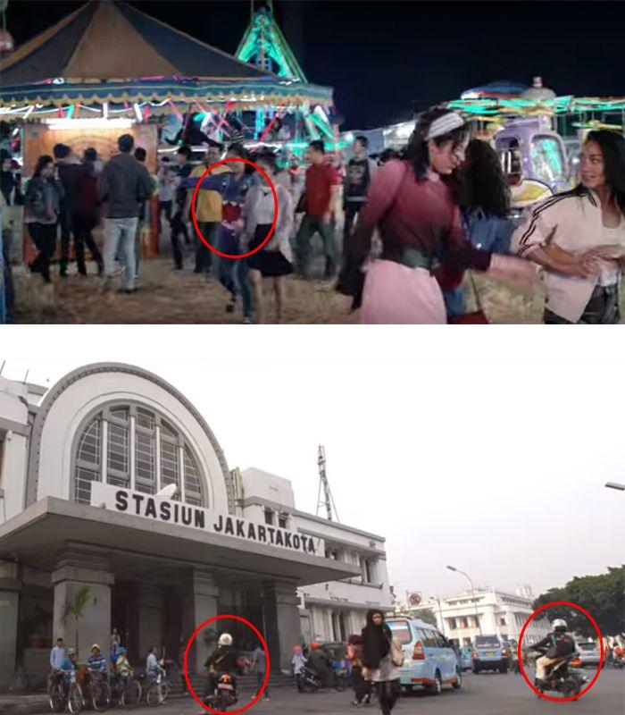 Kesalahan dalam Film Indonesia Berlatar Masa Lalu.