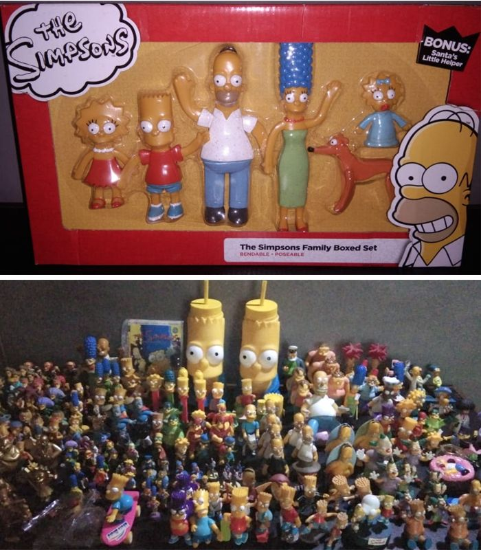 Koleksi Komunitas The Simpsons Indonesia.