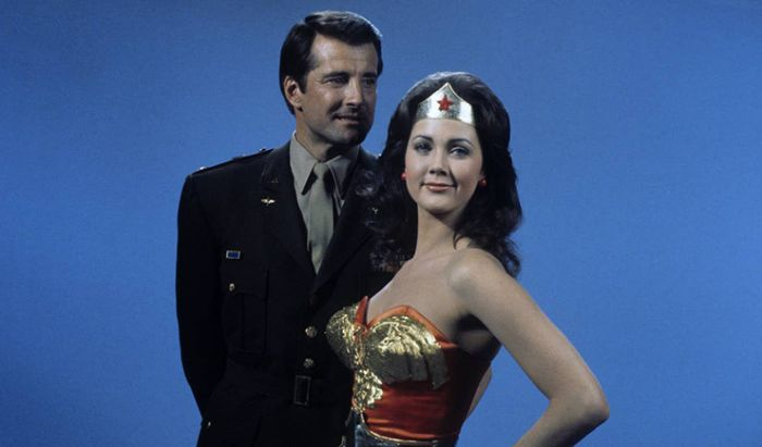 Steve Trevor Jr. di serial Wonder Woman (1977).