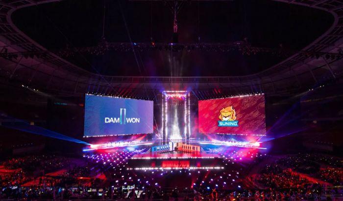 Grand Final Worlds Champioship 2020.