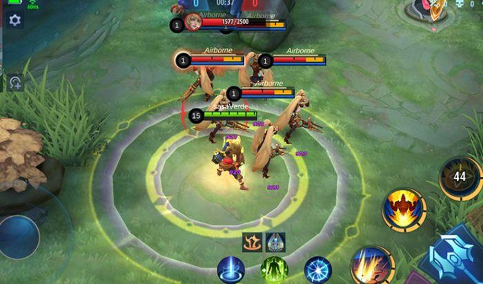 Tipe Crowd Control Meta Mobile Legends.