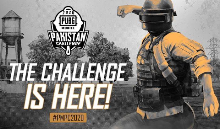 PUBG Mobile Pakistan Challenge Final 2020.