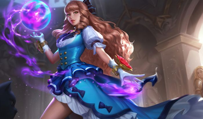 Guinevere, salah satu Hero Non-meta Mobile Legends Season 18.