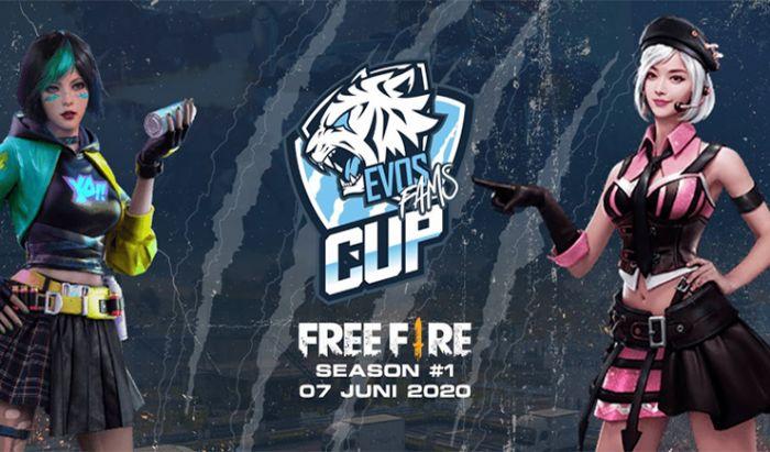EVOS Esports FAMS Cup Season 4.