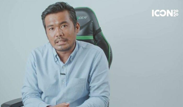 ICON2020 In-Game Marketing, In Heart of Gamers, Rangga Danu KINCIR-IESPL.