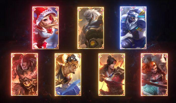 Hero Revamp Mobile Legends.