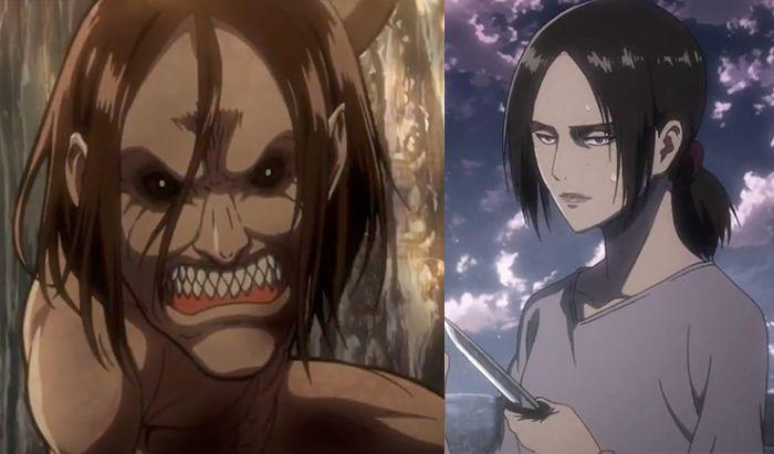 Fakta Jaw Titan Anime Attack on Titan