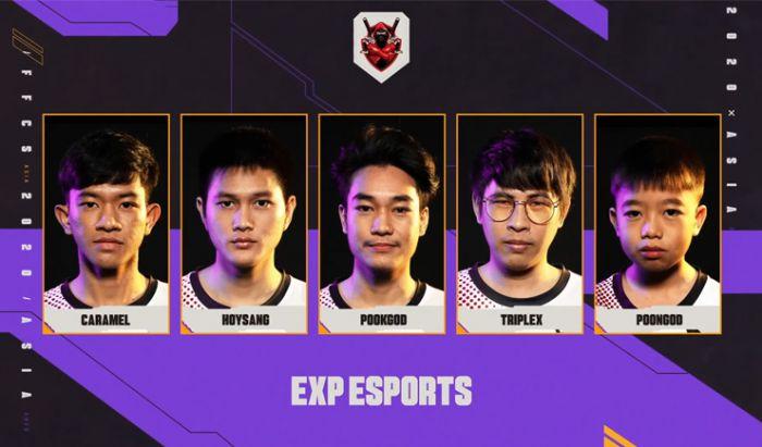 EXP Esports Poongod.