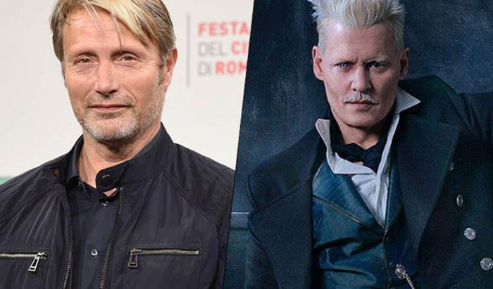 Pemeran Baru Grindelwald Berharap Bisa Berdiskusi dengan Johnny Depp