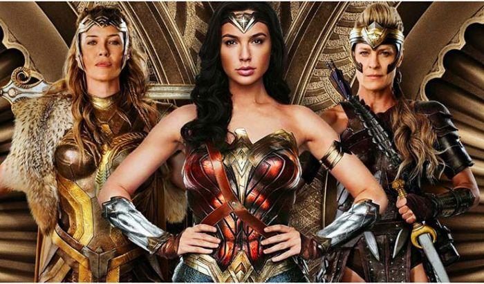 Siapakah Asteria, Sosok yang Muncul di Adegan Mid Credit Wonder Woman 1984