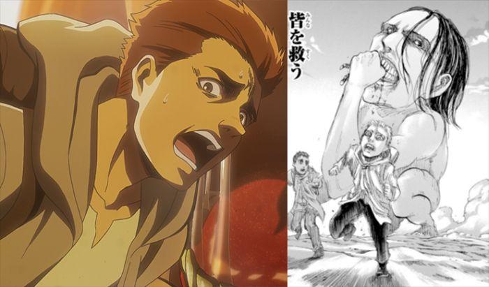 Fakta Jaw Titan Anime Attack on Titan.