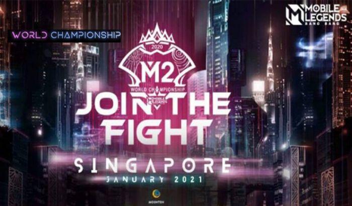M2 Worlds Championship 2021.