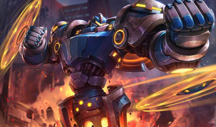 Hero Tank/Offlaner Mobile Legends.
