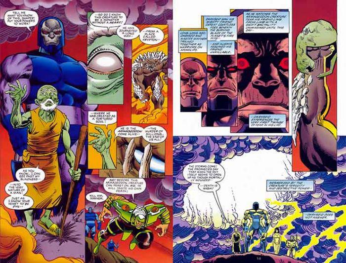 Fakta Steppenwolf, Villain DC yang Tampil Lebih Gahar di Justice League Snyder Cut