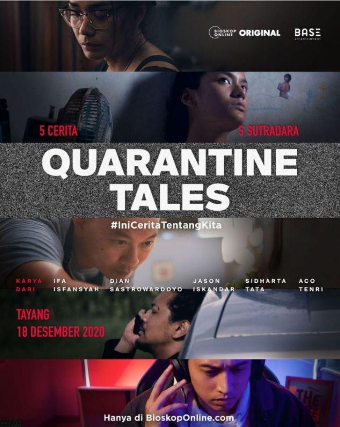 Film Indonesia yang Syuting hingga Rilis saat Pandemi.