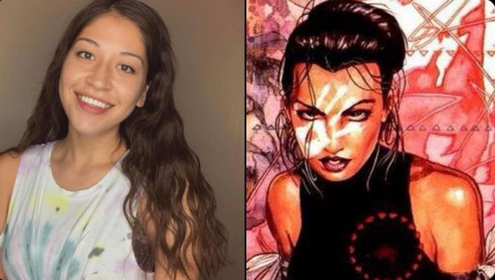 Alaqua Cox sebagai Maya Lopez alias Echo