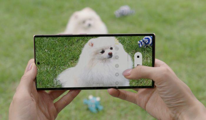 Selain resolusi 8K, rekaman video juga jadi lebih halus berkat frame rate 24fps. Dok. Samsung.