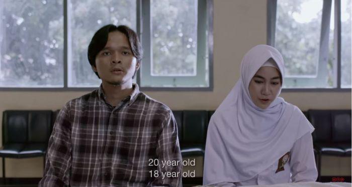 Sinopsis dan Review  Film 100% Halal.
